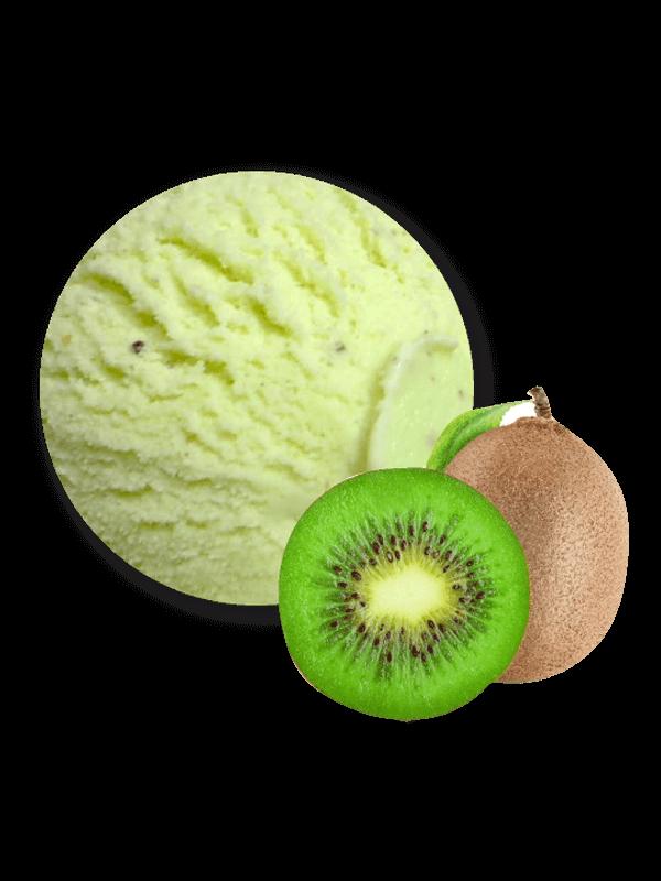 Kiwi (sorbet 4 litres)