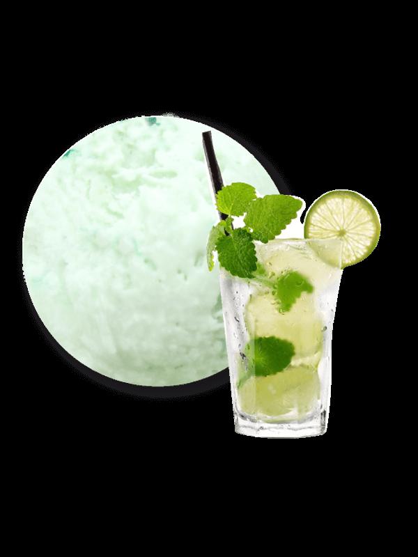 Mojito (sorbet 4 litres)