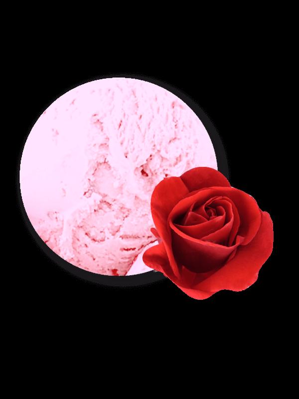 Sorbet petals de rosa 4 litres