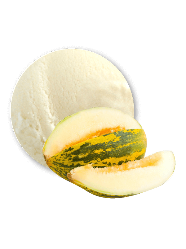 Meló (sorbet 2,5 litres)