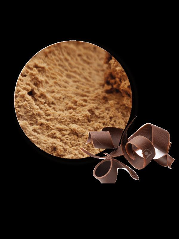 Xocolata Belga amb trossets decorat (crema 5,5 litres)