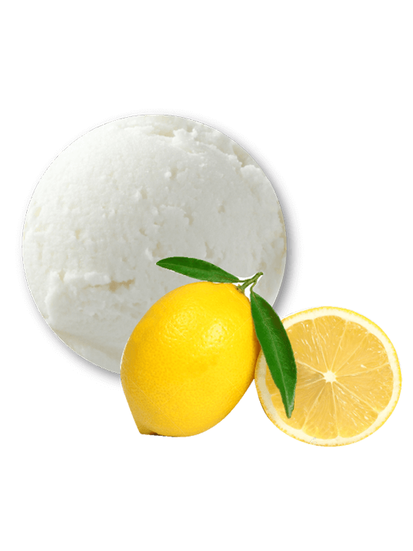 Llimona cream amb limoncello 5,5 litres decorat