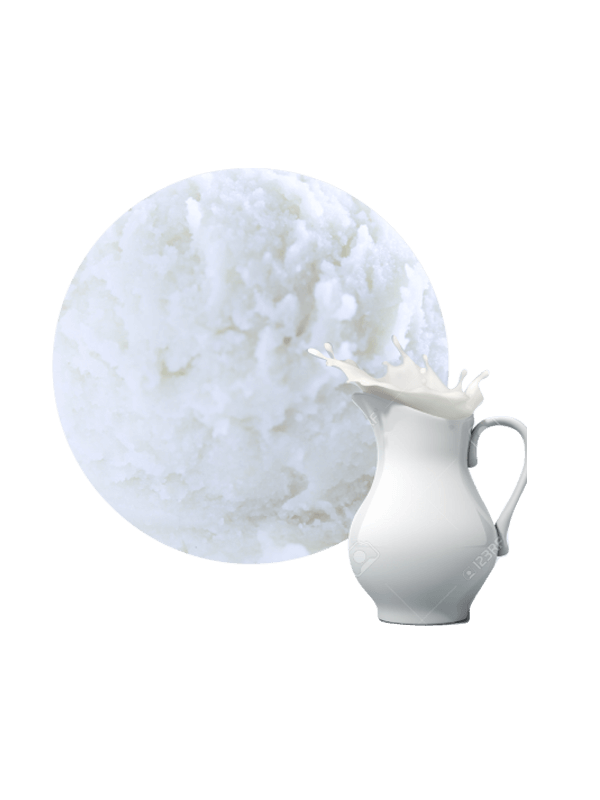 Nata sense sucre i sense ingredients làctics (crema 2,5 litres)