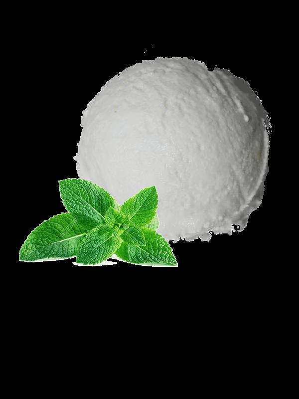 Menta blanca (sorbet 2,5 litres)