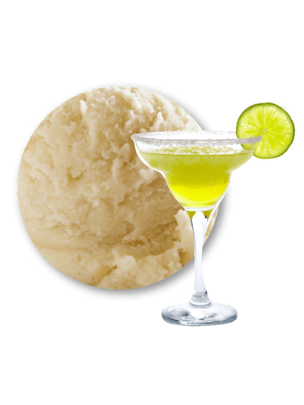Cocktel de Margarita (sorbet 4 litres)