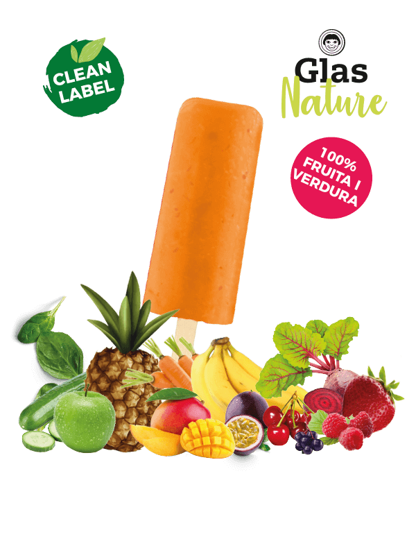 Fruit Tropic Nature Glas