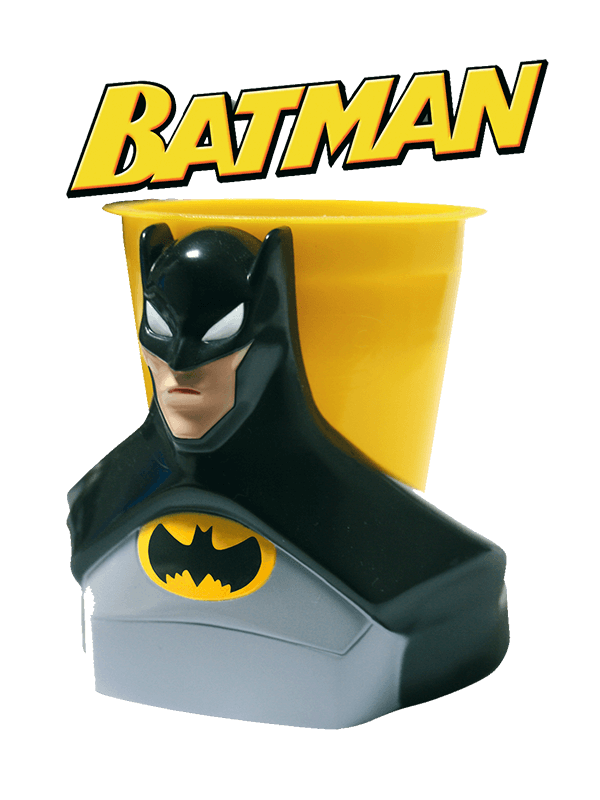 Batman vainilla-xocolata