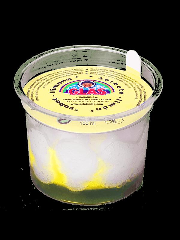 Gotet menú sorbet de llimona