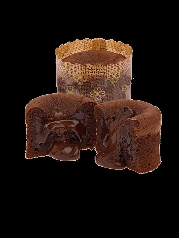 Coulant xocolata artesà
