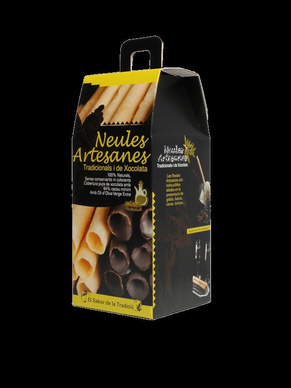 Neules artesanes mix xoco 64%