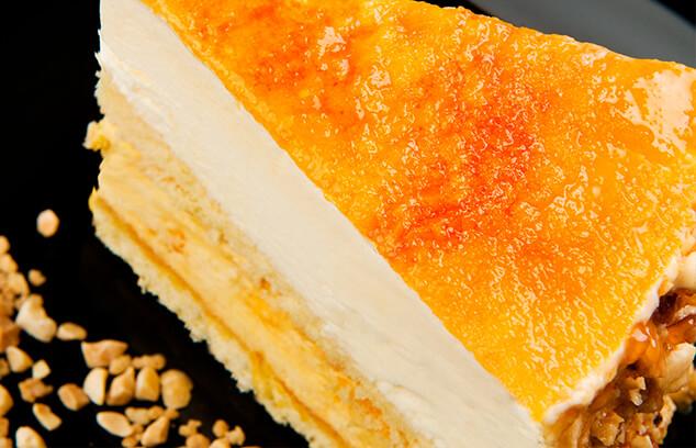 primer pastís gelat Espanya Gelats Glas